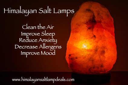 Can Himalayan Salt Lamps help with Sundowning?