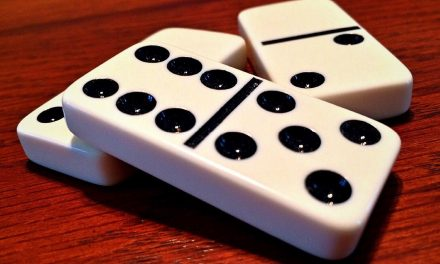 Dominos–A Wee Bit Shaky