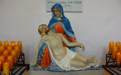 Jesus' brothers and John and His Mother